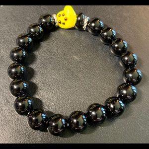 Jewelry - Handmade Obsidian 💪🏽 Mindfulness Gems🌈 Bracelet